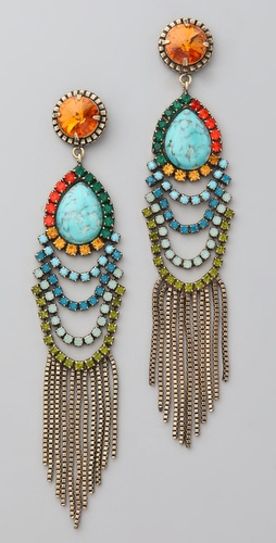 DANNIJO Valerija Earrings