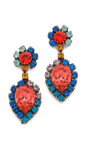 DANNIJO Cruz Earrings