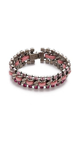 DANNIJO Breast Cancer Awareness Vika Bracelet