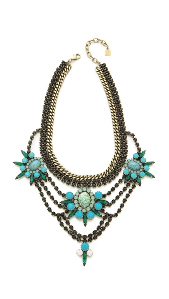 DANNIJO Galilee Necklace