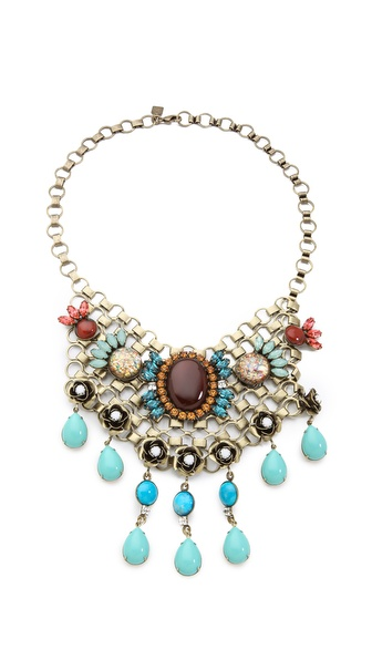 DANNIJO Selima Necklace