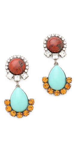 DANNIJO Rainey Earrings