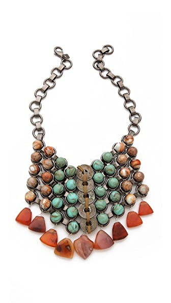DANNIJO Rosko Bib Necklace