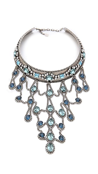 DANNIJO Farrah Collar Necklace