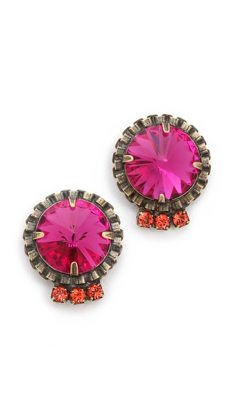 DANNIJO Bracco Earrings