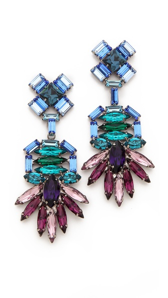 DANNIJO Becker Earrings