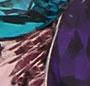 Blue Purple Multi