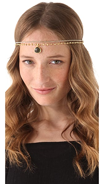 Dauphines of New York The Siren Headband