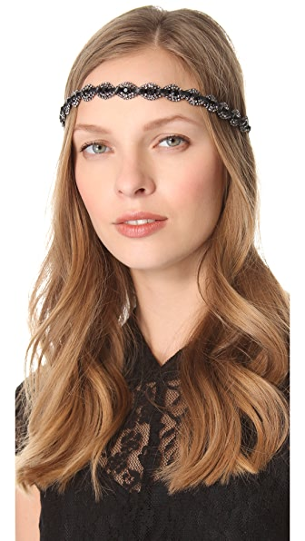 Dauphines of New York Evening Standard Headband