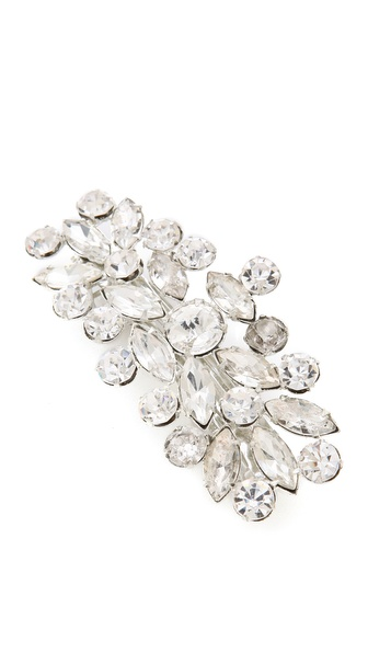 Dauphines Of New York Crystal Palace Barrette - Crystal at Shopbop / East Dane
