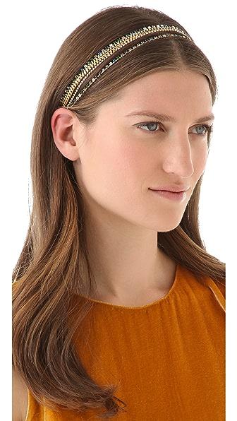 Dauphines of New York True Blue Headband