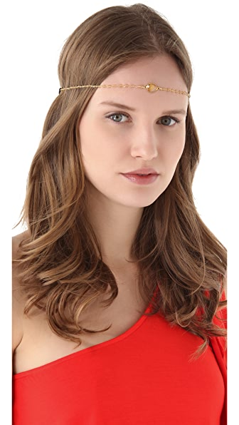 Dauphines of New York November Birthday Party Headband