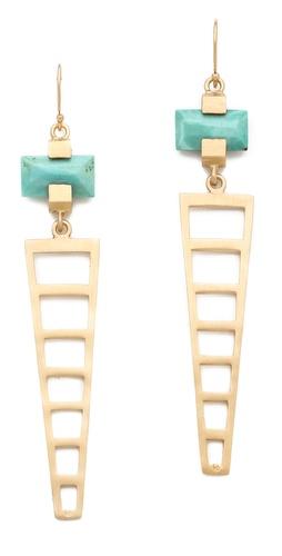 Dean Davidson Bridge Drop Earrings