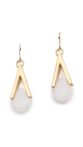 Dean Davidson Modern Teardrop Earrings