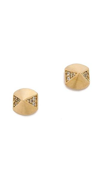 Dean Davidson 3D Stud Earrings