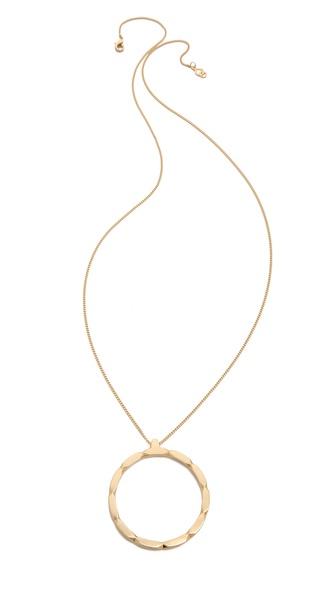 Dean Davidson Ingot Pendant Necklace