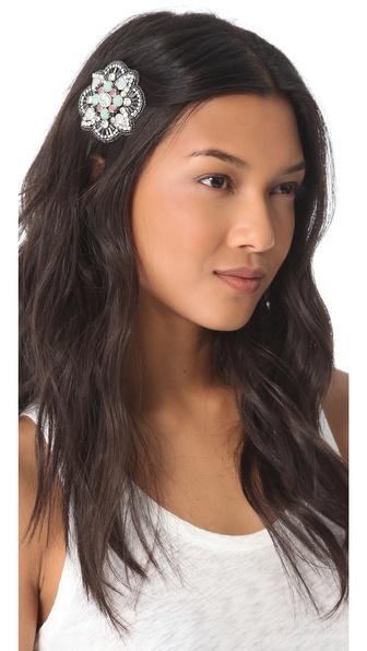 Deepa Gurnani Embellished Hair Clip
