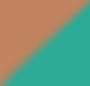 Copper/Emerald