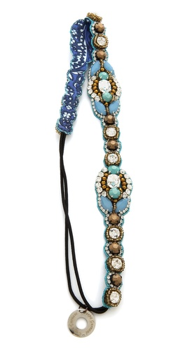 Deepa Gurnani Statement Crystal Headband at Shopbop / East Dane