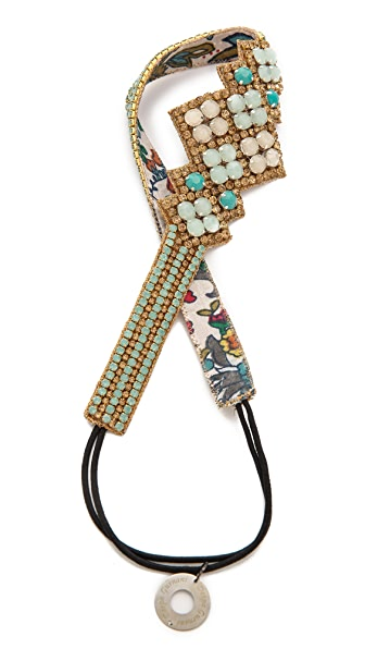 Deepa Gurnani Beaded Headband