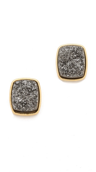 Dara Ettinger Alicia Rectangle Earrings