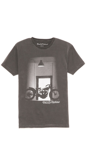 Deus Ex Machina Indian Motorcycle Tee