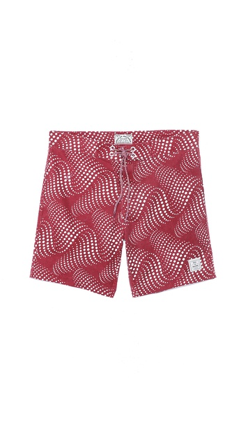 Deus Ex Machina Right Asteroid Board Shorts