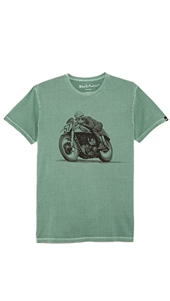 Deus Ex Machina Retro Moto #57 T-Shirt