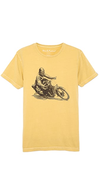 Deus Ex Machina Retro Moto #22 T-Shirt
