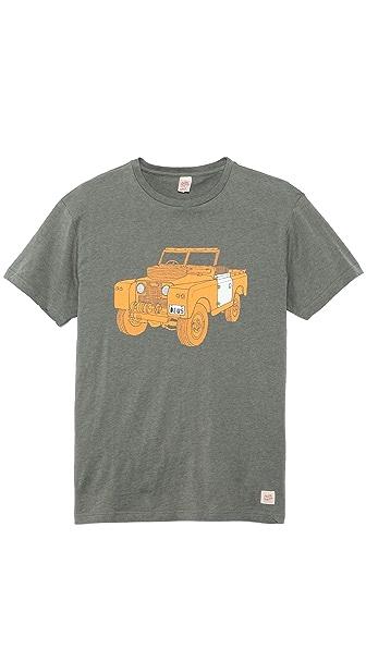 Deus Ex Machina Landie T-shirt