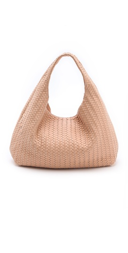 Deux Lux Greenwich Studded Hobo at Shopbop.com