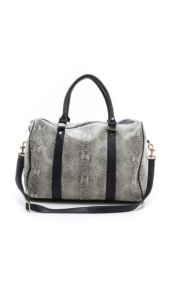 Deux Lux Georgie Weekender :  bag travel tote duffle bag