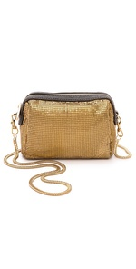 lux tiny dancer mini messenger bag