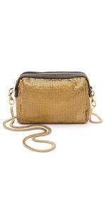 lux tiny dancer mini messenger bag