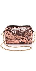 lux ariel mini messenger bag