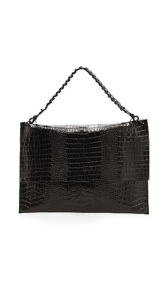 David Galan Croc Convertible Bag