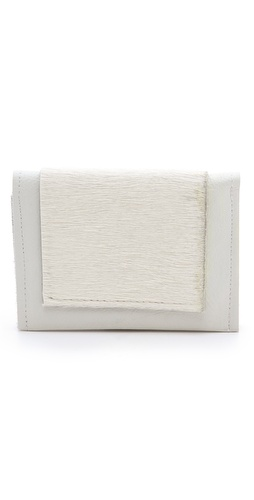 David Galan Boyfriend Haircalf Wallet at Shopbop / East Dane