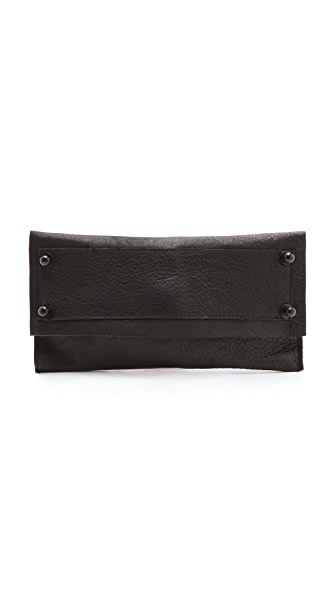 David Galan Leather Wallet