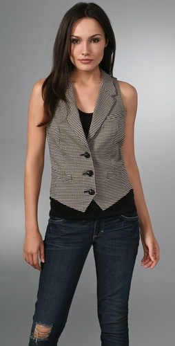 Diane von Furstenberg Gilet Vest