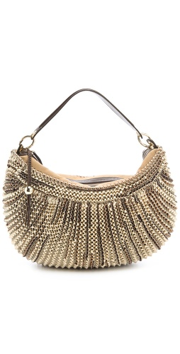 Diane von Furstenberg Stephanie Medium Hobo at Shopbop.com