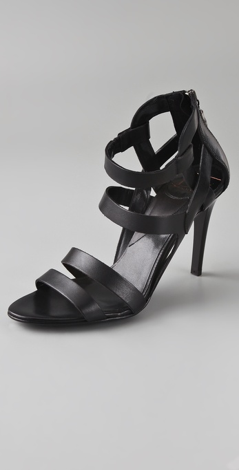 Diane von Furstenberg Aphrodite High Heel Sandals