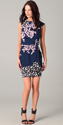 Diane von Furstenberg Tamara Dress