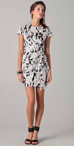 Diane von Furstenberg Alba Two Dress