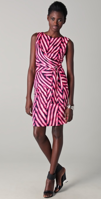 Diane von Furstenberg Shina Sleeveless Dress
