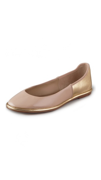 Diane von Furstenberg Botswana Patent Flats