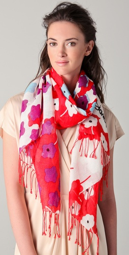 Diane von Furstenberg Joss Scarf