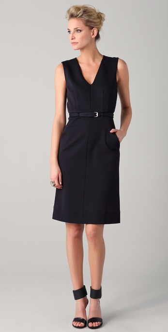Diane von Furstenberg Nula Belted Dress