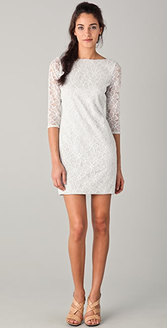 Diane von Furstenberg Sarita Lace Dress
