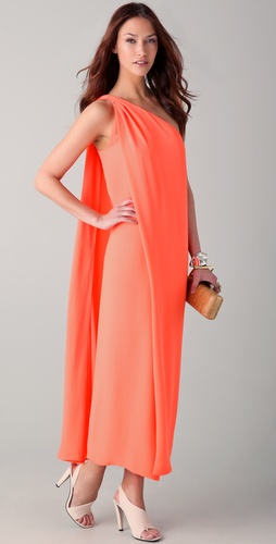 Diane von Furstenberg Liluye Long Dress