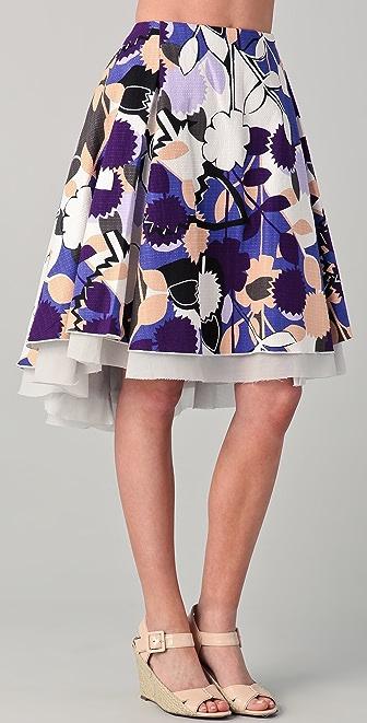 Diane von Furstenberg Adella Skirt